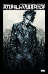 Volume 2 of GIRL WITH THE DRAGON TATTOO