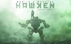 HAWKEN details to be revealed by Archaia at SDCC 2012