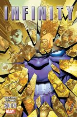 FREE COMIC BOOK DAY 2013: INFINITY