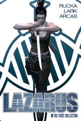 LAZARUS: BOOK ONE Hardcover