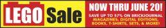 TwoMorrows Publishing launches massive LEGO publication sale