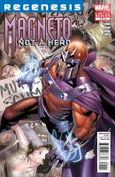 MAGNETO NOT A HERO #1