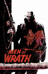 MEN OF WRATH #1 (of 5)