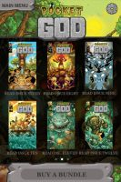 Pocket God Comics issues 12 and 13 now available on App Store