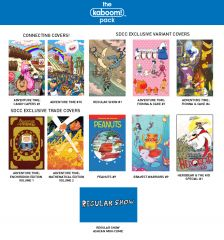 BOOM! offers four SDCC 2013 pre-order packages