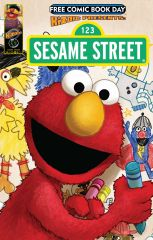 Sesame Street Comics