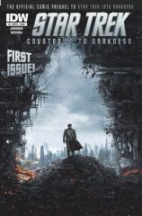 STAR TREK: COUNTDOWN TO DARKNESS