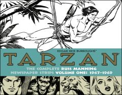 Tarzan: The Complete Russ Manning Newspaper Strips, Vol. 1: 1967 – 1969