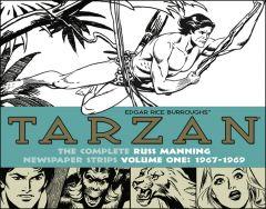 Tarzan: The Complete Russ Manning Newspaper Strips, Vol. 1: 1967 – 1969