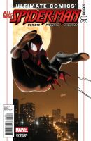 ULTIMATE COMICS SPIDER-MAN #3 SECOND PRINTING VARIANT