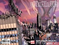 Ultimatum: Spider-Man Requiem #1 Second Printing Variant