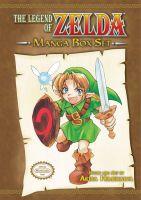 THE LEGEND OF ZELDA Manga Box Set