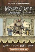 ARCHAIA offers hardcover graphic novel for Free Comic Book Day 2012