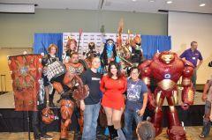 Baltimore Comic-Con 2013 Costume Contest Winners announced