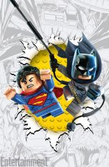 BATMAN/SUPERMAN #16 LEGO VARIANT EDITION