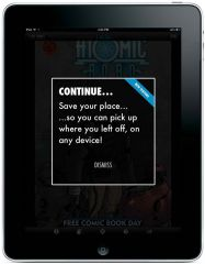 ComiXology debuts READ, PAUSE, CONTINUE feature