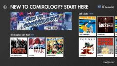 Full ComiXology App Released for Windows 8
