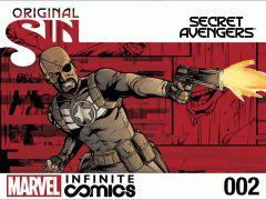 ORIGINAL SIN: SECRET AVENGERS #2
