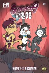 SCRATCH9: CAT OF NINE WORLDS #3