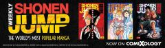 VIZ Media's Weekly Shonen Jump debuts on comiXology and Amazon
