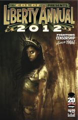 2012 CBLDF LIBERTY ANNUAL gets second printing