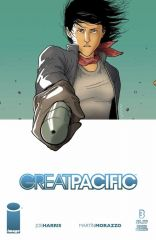 Third issue of GREAT PACIFIC gets 2nd printing