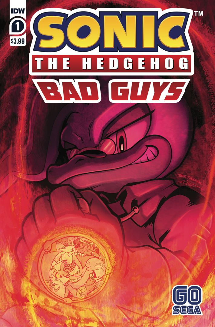 Sonic Bad Guys Mini Series Launches This Summer At Idw