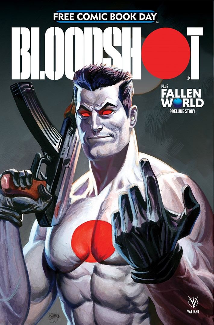 BS FCBD 2019_BRERETON Tim Seeley and Brett Booth launch a new BLOODSHOT series