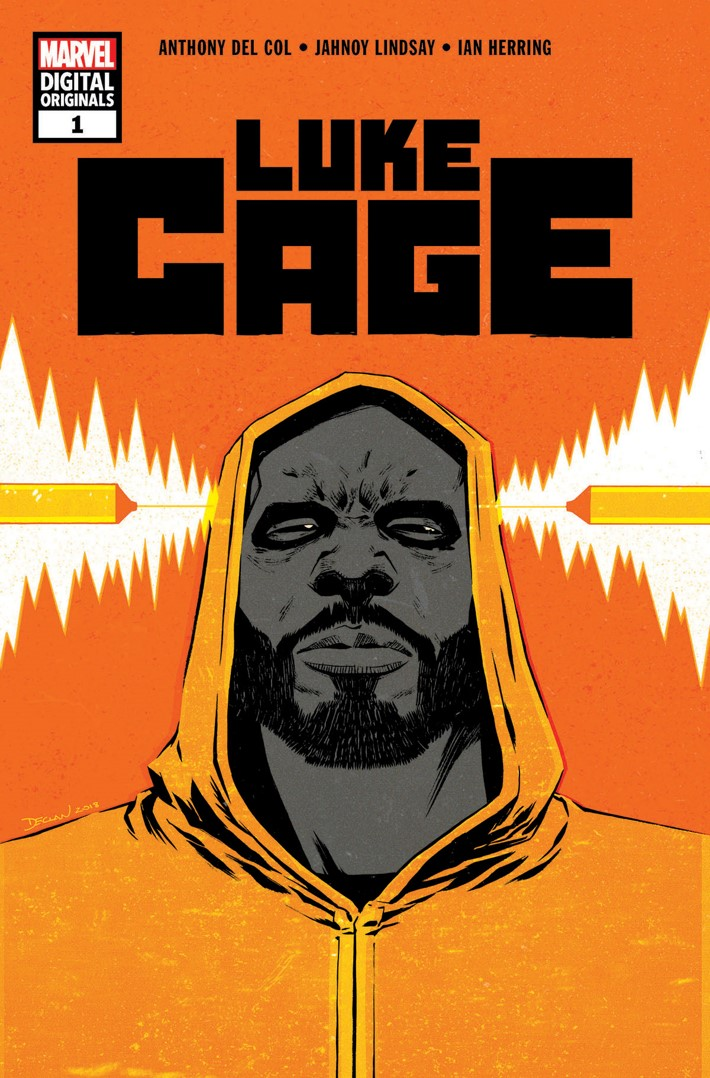 Luke Cage_MDO (2018) 1 LUKE CAGE #1 coalesces with the Marvel Digital Originals line