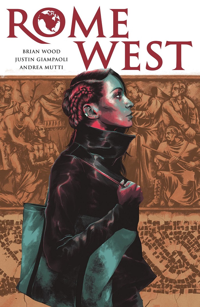 ROME WEST tells an alternative history of the Americas