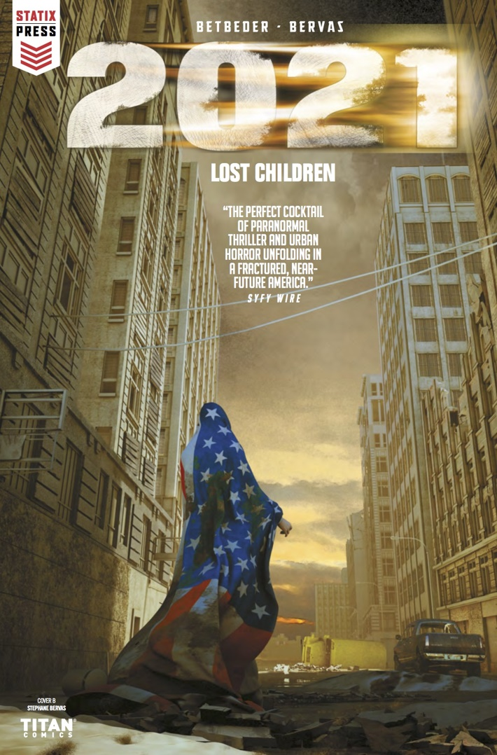 2021 Lost Children 1 Cover B ComicList Previews: 2021 LOST CHILDREN #1