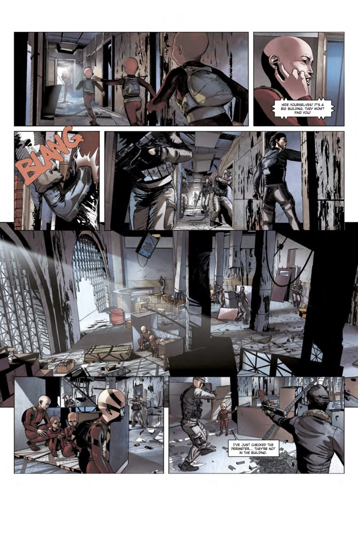 2021 Lost Children 1 page 10 ComicList Previews: 2021 LOST CHILDREN #1