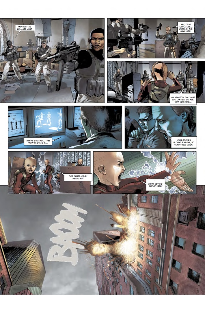 2021 Lost Children 1 page 11 ComicList Previews: 2021 LOST CHILDREN #1