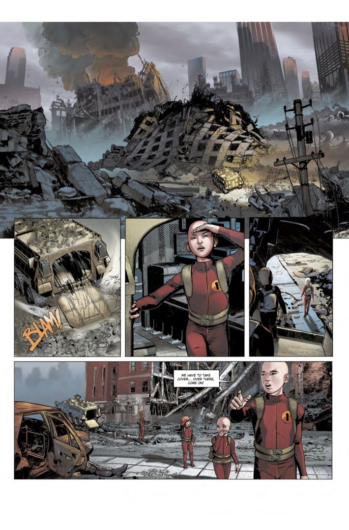 2021 Lost Children 1 page 6 ComicList Previews: 2021 LOST CHILDREN #1