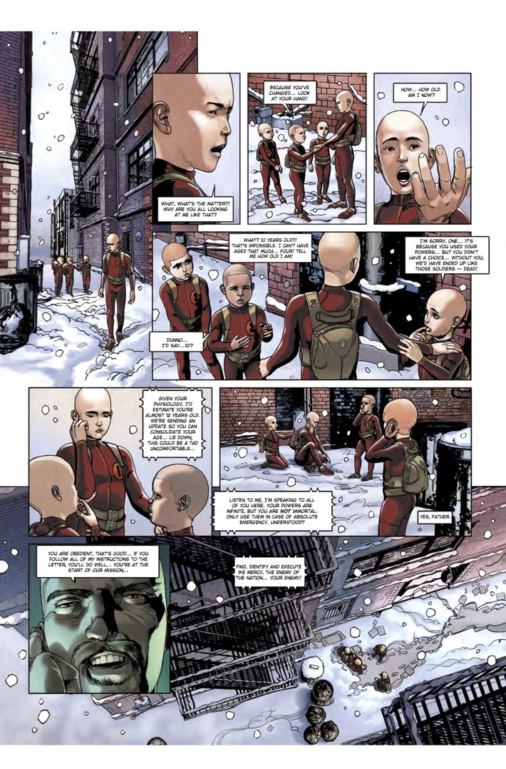 2021 Lost Children 1 page 7 ComicList Previews: 2021 LOST CHILDREN #1