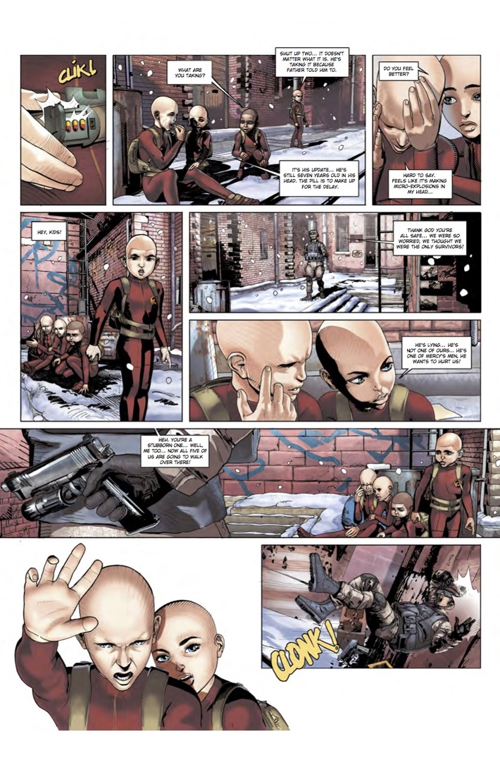 2021 Lost Children 1 page 8 ComicList Previews: 2021 LOST CHILDREN #1