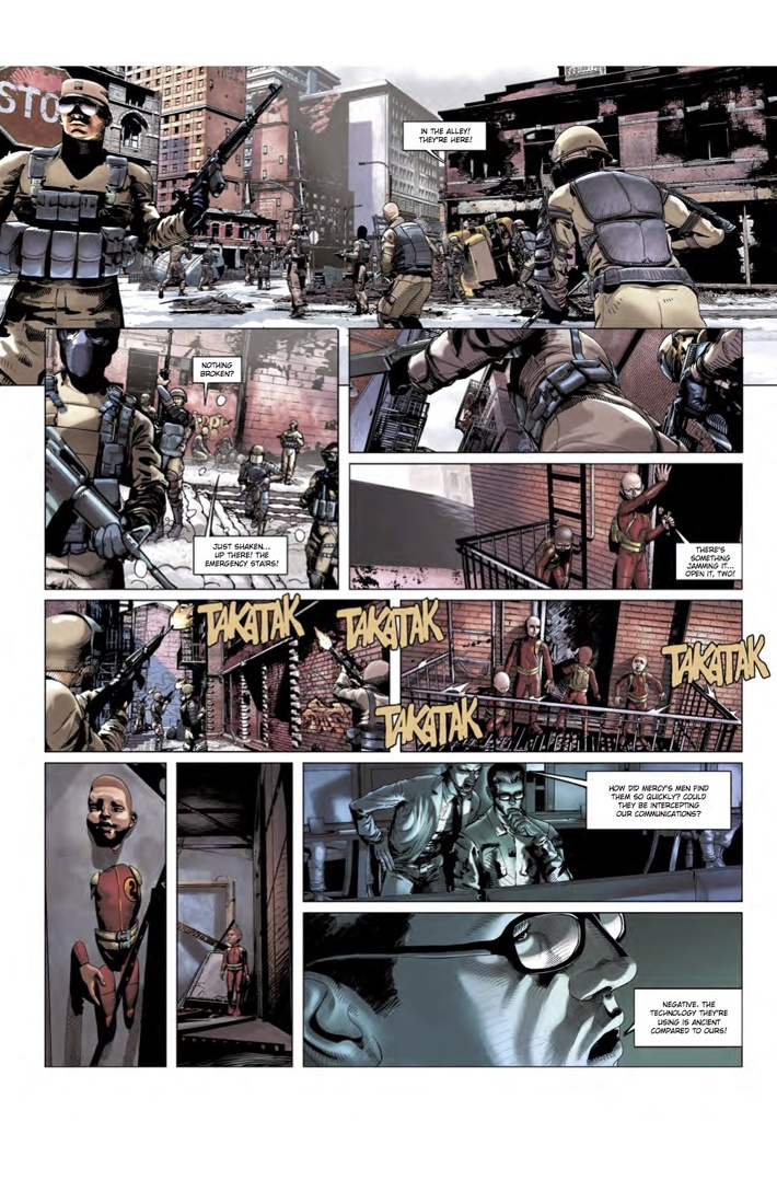 2021 Lost Children 1 page 9 ComicList Previews: 2021 LOST CHILDREN #1
