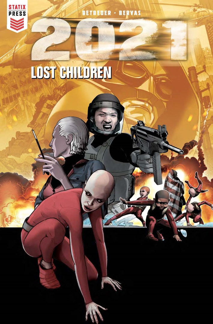 2021__2lost_children_lowres_Cover A ComicList Previews: 2021 LOST CHILDREN #2