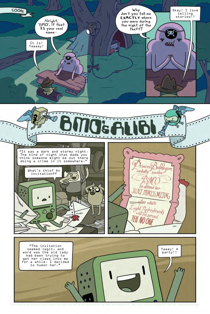 ComicList Preview: ADVENTURE TIME MATHEMATICAL EDITION VOLUME 8 HC