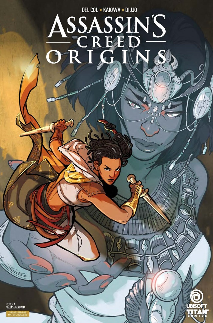 Assassins_Creed_Origins_4_lowres_Page_CVR A ComicList Previews: ASSASSIN'S CREED ORIGINS #4