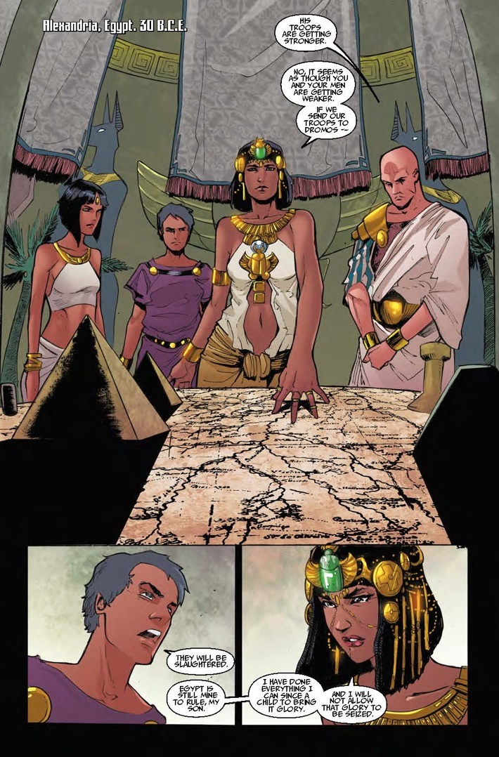 Assassins_Creed_Origins_4_lowres_Page_Pg 2 ComicList Previews: ASSASSIN'S CREED ORIGINS #4
