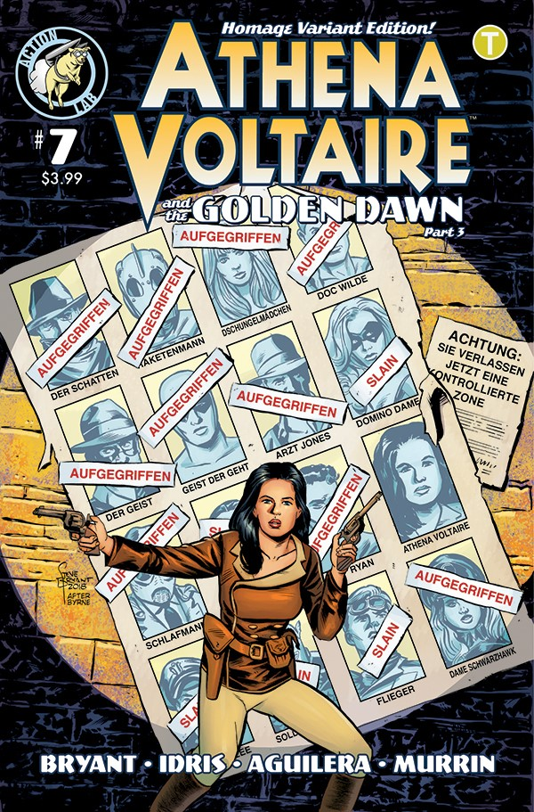 Athena Voltaire Ongoing_7 Cover B ComicList Previews: ATHENA VOLTAIRE #7