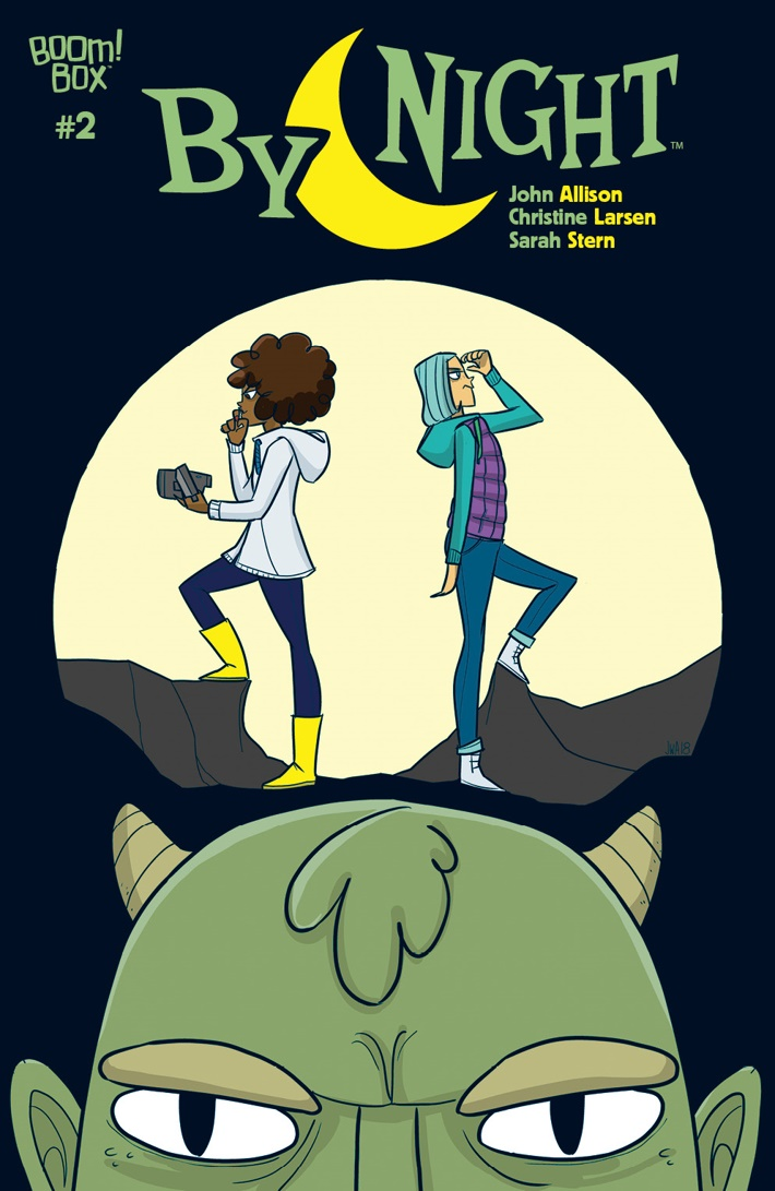 By Night_002_B_Subscription ComicList Previews: BY NIGHT #2