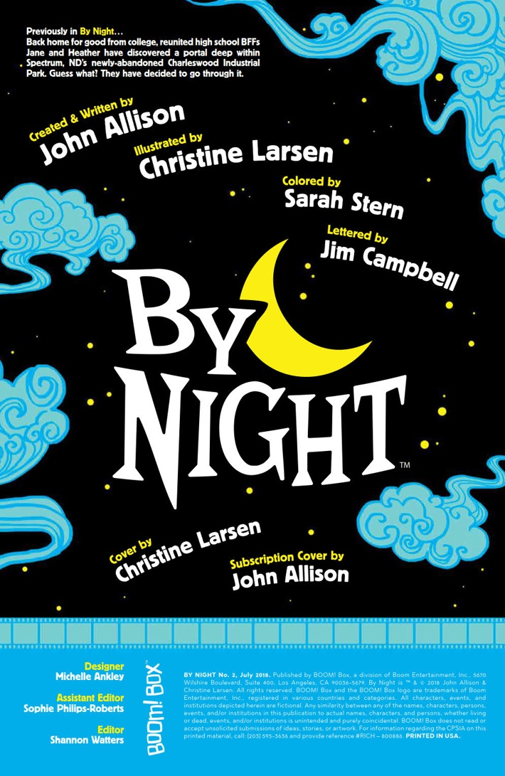 By Night_002_PRESS_2 ComicList Previews: BY NIGHT #2
