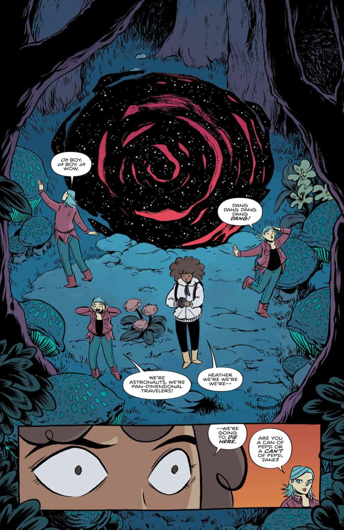 By Night_002_PRESS_3 ComicList Previews: BY NIGHT #2