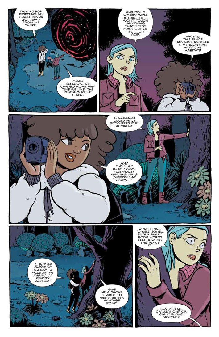By Night_002_PRESS_5 ComicList Previews: BY NIGHT #2