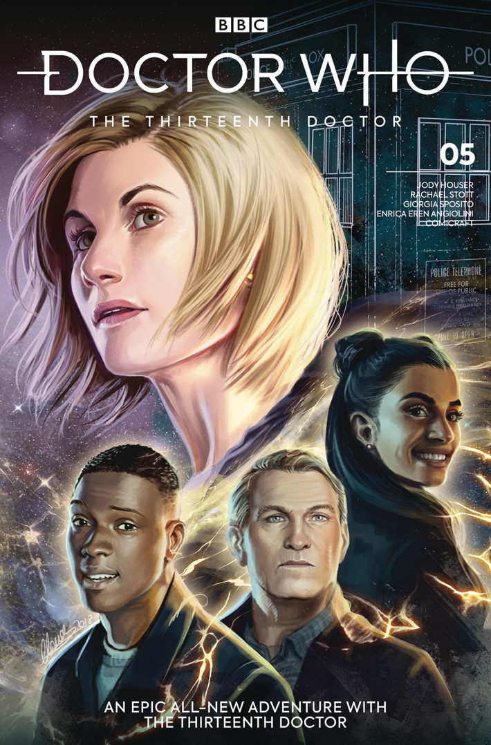 Doctor_Who_The_Thiteenth_Doctor_5_Cover C ComicList Previews: DOCTOR WHO THE THIRTEENTH DOCTOR #5