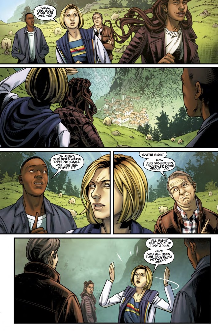 Doctor_Who_The_Thiteenth_Doctor_5_Page 3 ComicList Previews: DOCTOR WHO THE THIRTEENTH DOCTOR #5