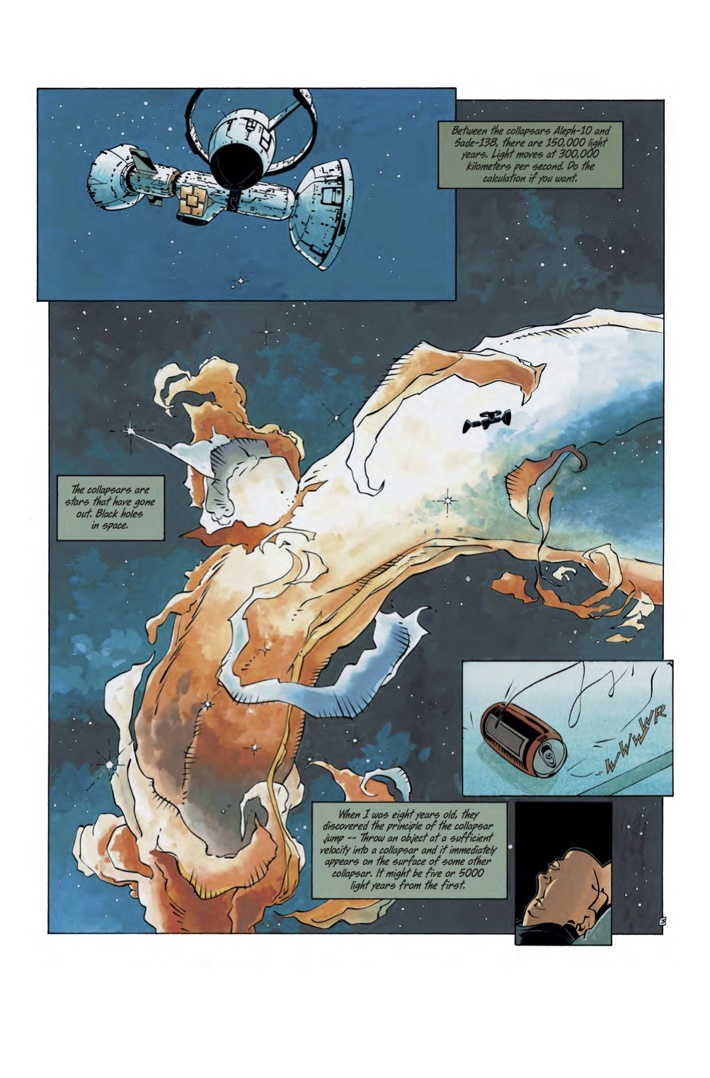 FOREVER_FREE_1_Art 2 ComicList Previews: THE FOREVER WAR FOREVER FREE #1