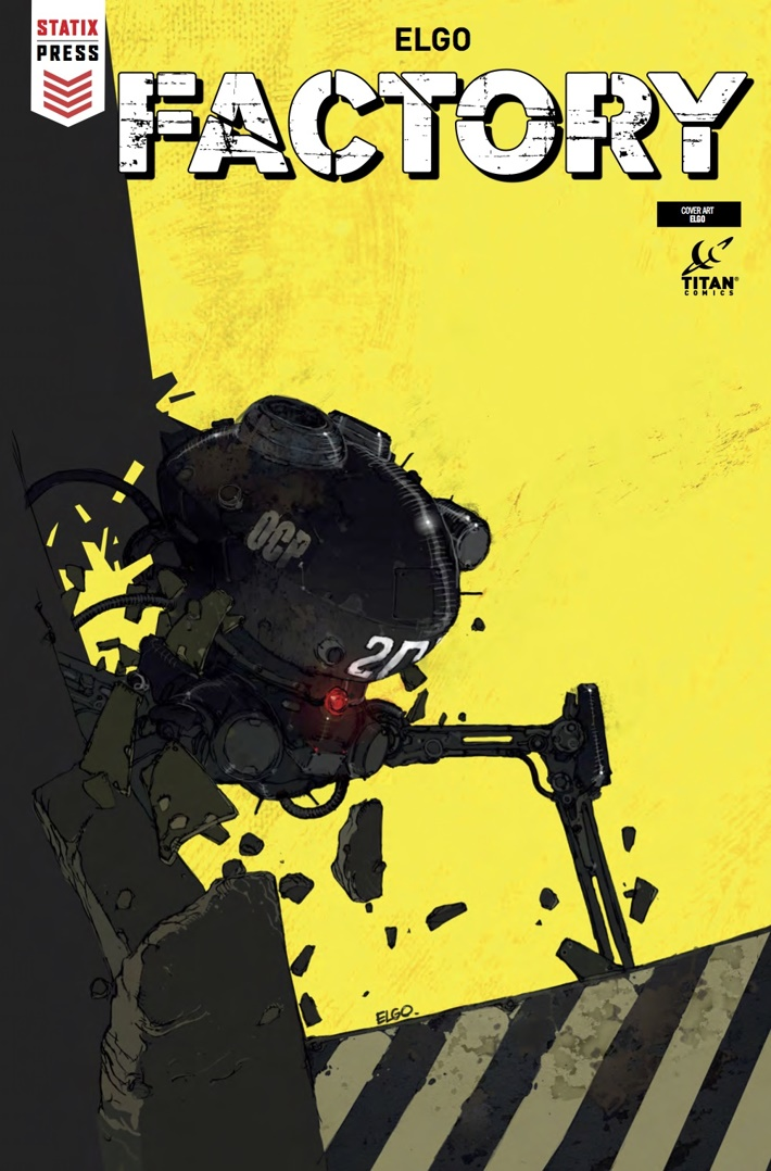 Factory_3_Cover A ComicList Previews: FACTORY #3